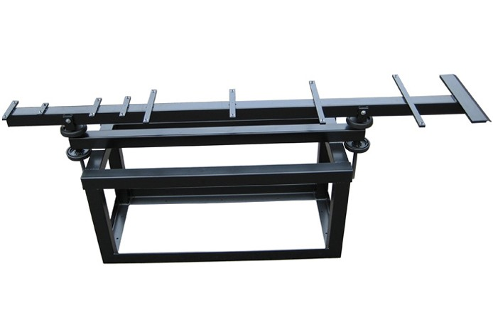 Large TapeFormer Mounting Bench